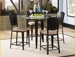 Dining Room: Glass Dinette Sets - 10 - Glass Metal Dinette Sets