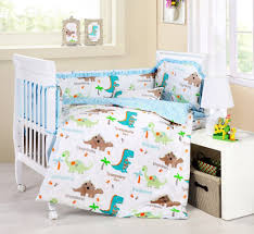 baby sheet sets baby bedding crib cot sets 9 piece cute dinosaurs theme rrp 150
