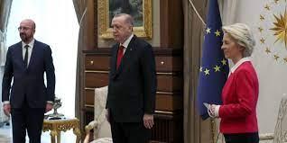 Meeting with Erdogan: Ursula von der Leyen reacts to controversies related  to Charles Michel