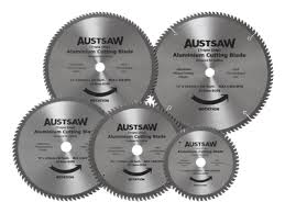 aluminium cutting blades group