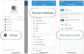 Hit settings, then payment methods. tap add bank or card and then tap card. How To Pay Someone With Venmo