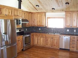stained hickory cabinets suitable add hickory cabinets with granite countertops suitable add hickory kitchen cabinets pictures suitable add knotty hickory