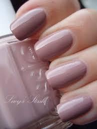 17 extravagant mauve nail manicures a beautiful pastel mauve shade