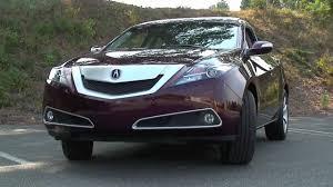 2010 Acura ZDX SH-AWD, Detailed Walkaround - YouTube
