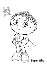 Small Picture Super Why Coloring Pages GetColoringPagescom