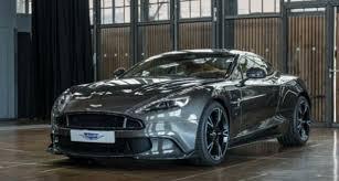 2018 Aston Martin Vanquish S Coupe I Carbon I B O I Q Farbe Classic Driver Market