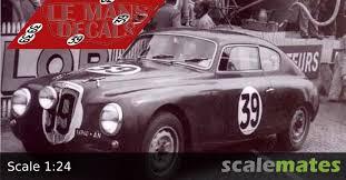 Lancia Aurelia B20 #1510 [AN16960], Le Mans Decals