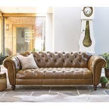companies wellington leather furniture promote american. Wellington 3 Seater Semi Aniline Leather Chesterfield Sofa, Caramel Companies Furniture Promote American 2