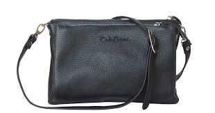 Купить Кожаная женская <b>сумка Arenara</b> black (арт. 8002-01) в ...