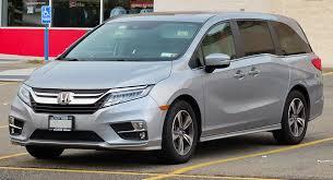 Wheel Rim Interchange Chart Honda Odyssey North America Wikipedia