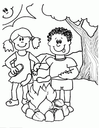 Small Picture Summer Coloring Pages For Preschool Coloring Home