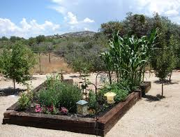 landscaping with railroad ties gardening easy landscaping with railroad tie raised garden