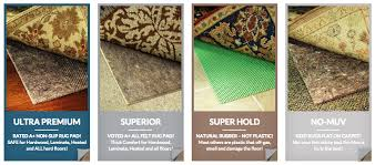 the rug ping offers a wide range of non slip rug padding for area rugs that protect your hardwood floors and the life of your rugs