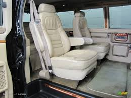 1999 Chevrolet Express 1500 Passenger Conversion Van interior ...