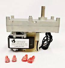 lennox pellet stove. whitfield auger motor, pellet stove feed fuel motor h5886, 12046300, ph-cw1 lennox