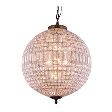 elegant lighting olivia light french gold chandelier with clear