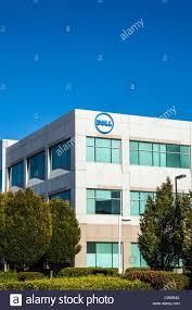 Dell Silicon Valley Design Center Dell Computers Logo Sign Stock Photos Dell Computers Logo