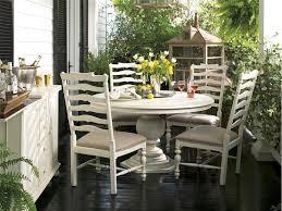 Paula Deen Kitchen Furniture Universal Furniture Paula Deen Home Round Pedestal Table