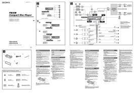 wiring diagram all about on site at sony cdx ca650x webtor me inside Sony Xplod Wiring Color Code sony cdx sw200 wiring diagram car stereo new ca650x