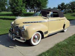 1941 Pontiac Convertible Images - Reverse Search