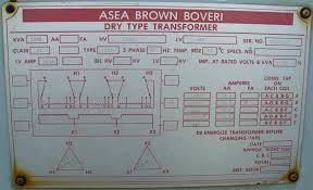 1500kva cast coil dry type transformer click to see larger image asea brown boveri 1500kva cast coil dry type transformer
