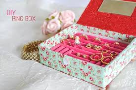 diy jewelry box ideas