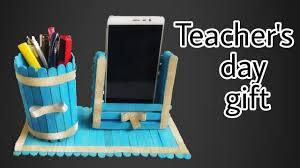 diy teacher s day gift idea easy handmade gift teacher s day craft diy gift for teacher artholic km