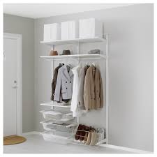 best ikea algot system with walk in closet organizers ikea and on on shelving system