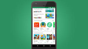 Designed For Phones Google Play Google Play Introduces Android Excellence Collections That