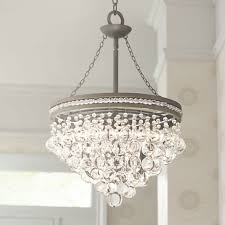 best 25 crystal chandeliers ideas on crystal intended for bronze chandelier with