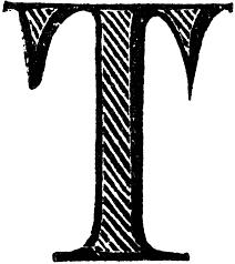 Decorative Letters Decorative Letter T Clipart Etc