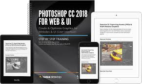 Website Design Exercises Photoshop For Web Design Ui Training Book Learn To