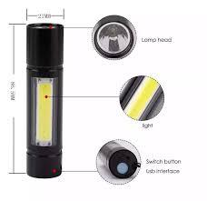 Đèn Pin cầm tay H352 3 chế độ Pin sạc siêu sáng, Đèn Pin siêu sáng hàng cao  cấp, Đèn pin rọi siêu xa bằng ánh sáng Led