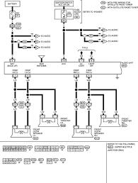 nissan wiring harness diagram explore schematic wiring diagram \u2022 Stereo Wiring Harness 1999 Sable at Nissan Trailer Wiring Harness 1990