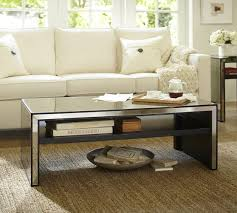 Marnie Mirrored Coffee Table