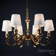lighting amazing silk chandelier shades