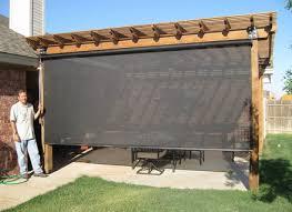 patio shade screen. Patio Shade Screen Modern Outdoor