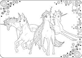 Pin Van Naomie Op Kleurplaten Unicorn Coloring Pages Horse