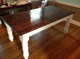 how to build a rustic dining table diy dining room table com modern style hous on