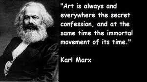 karl marx a brief introduction karl marx quote art is