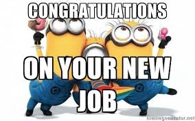 congrats on the new job quotes congratulations on your new job quotes memes pictures to pin on