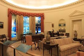 white house oval office. Jimmy Carter Library \u0026 Museum: The White House Oval Office Model With Real Artifacts