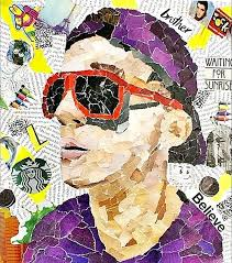 Example Of A Collage 40 Clever And Meaningful Collage Art Examples Paper Art