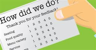 Comment Cards How Customer Comment Cards Could Save Your Idaho Business File A