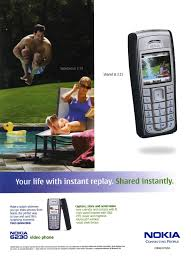 Nokia 6230 Video Phone ...