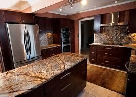 Granite Kitchen Design Unique Design Ideas