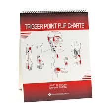 Primary Flip Charts Travell And Simons Trigger Point Flip Chart
