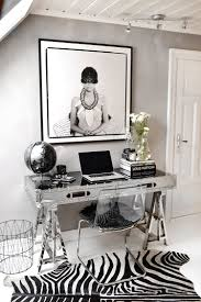 posh office furniture. HOME OFFICE | Decorating For Glamour + Posh Organization Office Furniture