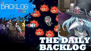 Game Backlog Tracker The Daily Backlog 111