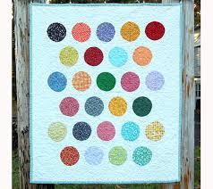 Twelve Beautiful Handmade Quilts For Baby's Nursery   Disney Baby & Polka Dot Quilt Adamdwight.com